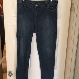 Avenue tall denim jeans!!!
